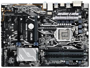 ASUS Intel Z270 Socket 1151 ATX Motherboard