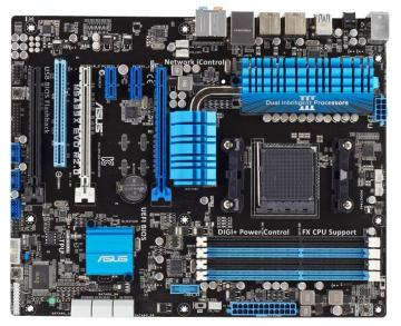 ASUS AMD 990X Socket AM3+ FX ATX Motherboard