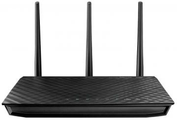 ASUS Dual-Band Wireless-N900 Gigabit Router, 450+450 MB/s