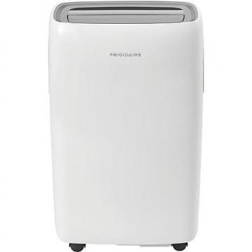 Frigidaire 10,000 BTU Portable Air Conditioner with Remote Control - White