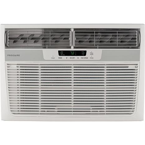 Frigidaire 12,000 BTU Compact Slide-Out Chassis Air Conditioner with Supplemental Heat Capability