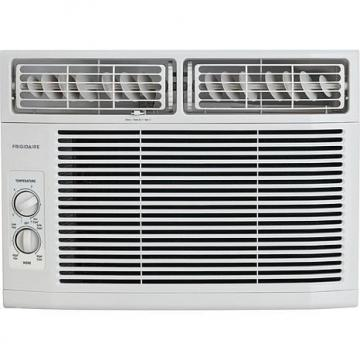 Frigidaire 12,000 BTU Window-Mounted Mini-Compact Air Conditioner with Mechanical Controls
