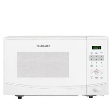 Frigidaire 0.9 cu. ft. Countertop Microwave in White