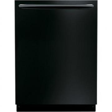 Frigidaire Gallery Series 24'' Built-In Dishwasher - Black