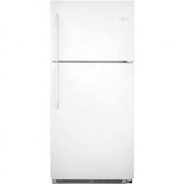 Frigidaire 20 Cu. Ft. Top Mount Refrigerator - White