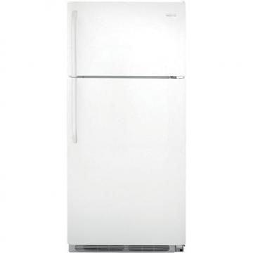 Frigidaire 18 Cu. Ft. Top Freezer Refrigerator - White