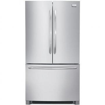 Frigidaire Gallery 27.7 Cu. Ft. French Door Refrigerator - Stainless Steel