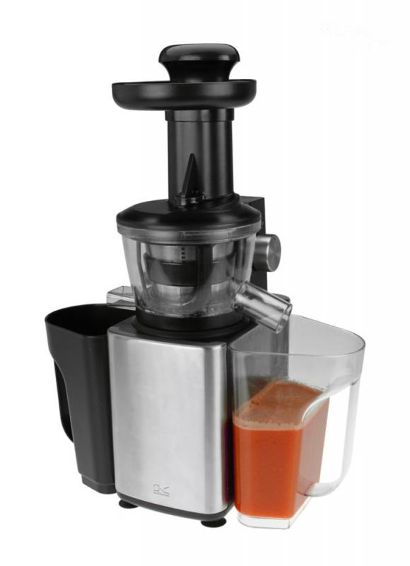 Kalorik Stainless Steel Slow Juicer