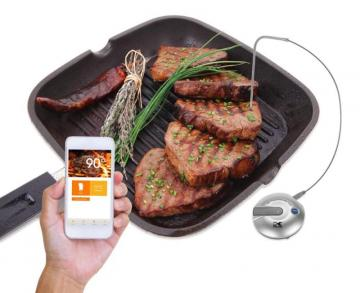 Kalorik Wireless Bluetooth Meat Thermometer