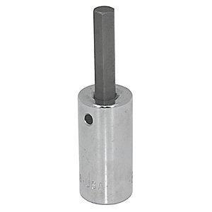 SK Socket Bit,3/8 in. Dr,2mm Hex