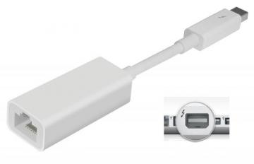 Apple Thunderbolt to Gigabit Ethernet Adaptor