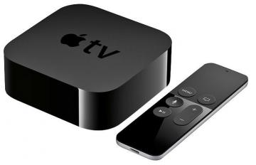 Apple TV 64GB 4th Gen