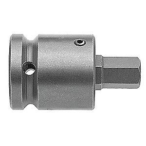 Apex Socket Bit, 3/8 in. Dr,1/4 in. Hex