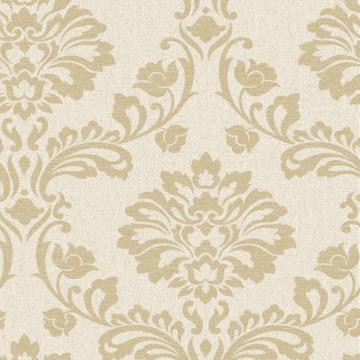 Graham & Brown Aurora Beige/Gold Wallpaper