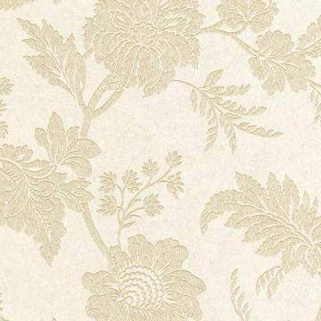 Graham & Brown Mystique Oyster/Gold Wallpaper