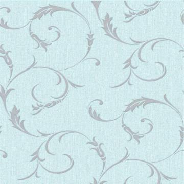 Graham & Brown Athena Duck Egg Wallpaper