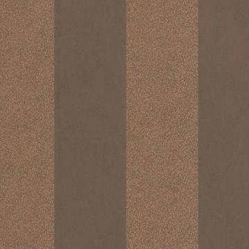 Graham & Brown Artisan Stripe Copper/Brown Wallpaper