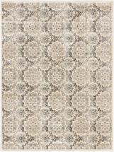 "eCarpet Gallery Rosalyn Beige, Cream Machine Made Rug 7'10"" x 10'2"""