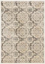 "eCarpet Gallery Rosalyn Beige, Cream Machine Made Rug 5'3"" x 7'3"""