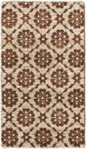 "eCarpet Gallery Hand loomed Rodrigo Brown  Rug - 2'11"" x 5'3"""