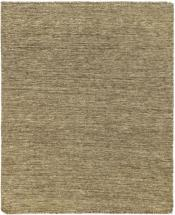"eCarpet Gallery Natural Brown Kilim Tisse A Plat 4'8"" x 5'8"""