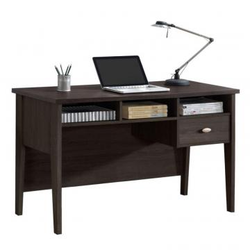 Corliving Folio Black Espresso Single Drawer Desk