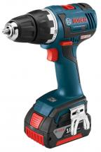 "Bosch 18 V EC Brushless Compact Tough 1/2"" Drill/Driver"