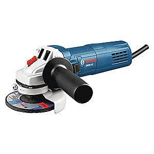 "Bosch 8-Amp Slide-Switch Angle Grinder with 4-1/2"" Wheel Dia."