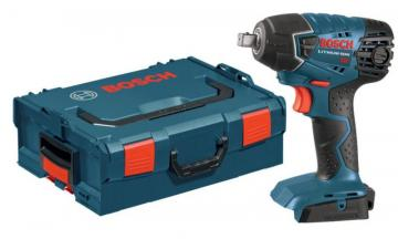 "Bosch 1/2"" 18 V Impact Wrench Bare Tool with L-BOXX 2"