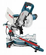"Bosch 8-1/2"" Single Bevel Sliding Compound Miter Saw"