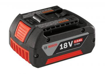 Bosch 18 V Li-Ion 5.0 Ah FatPack Battery