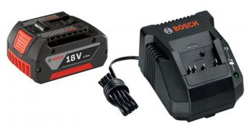 Bosch 18 V 2 pc. High Capacity Lithium-Ion Start Kit