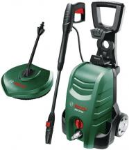 Bosch 1500W 120 Bar Cold Pressure Washer & Patio Cleaner - 230V