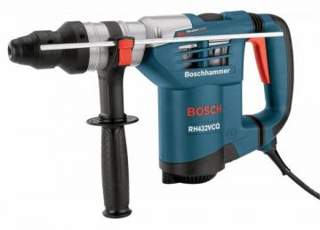 "Bosch 1-1/4"" SDS-plus Rotary Hammer with Quick-Change Chuck System"