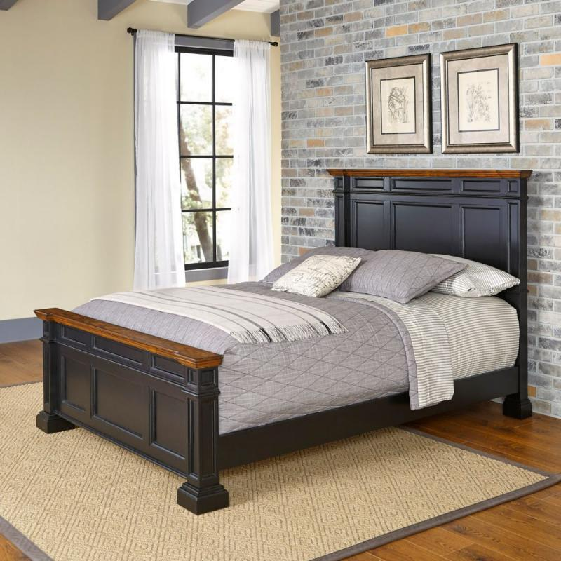 Home Styles Americana Queen Bed