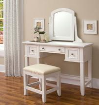 Home Styles Naples Vanity & Bench Set