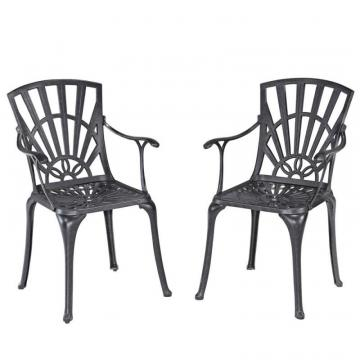 Home Styles Largo Dining Chair Pair