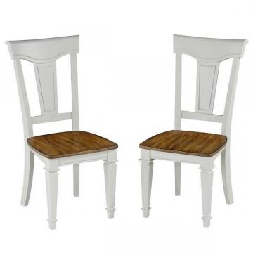 Home Styles Americana Dining Chair Pair