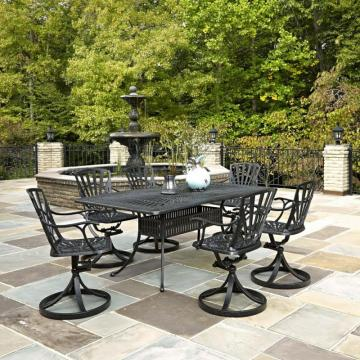 Home Styles Largo 7-Piece Patio Dining Set