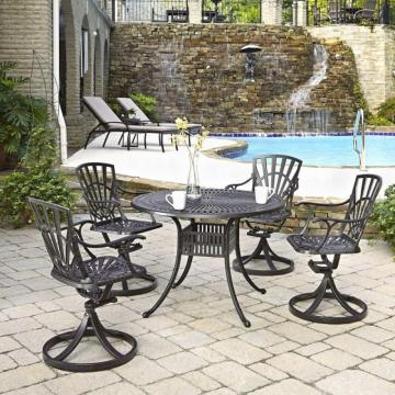 Home Styles Largo 5-Piece Patio Dining Set