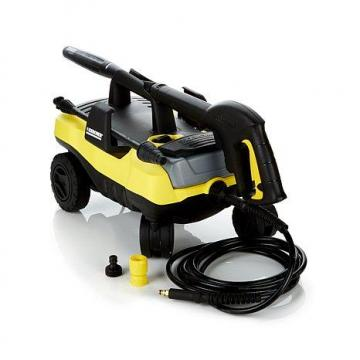 "Karcher ""Follow Me"" 1800 PSI Pressure Washer with Accessories"