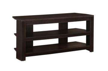 "Monarch Tv Stand - 42"" L / Cappuccino Corner"