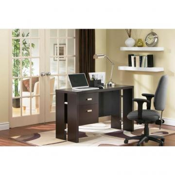 South Shore Element Desk, Chocolate