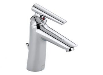 Delta Rhythm Chrome Single-Handle Lavatory Faucet
