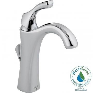 Delta Addison Single-Handle Bathroom Faucet