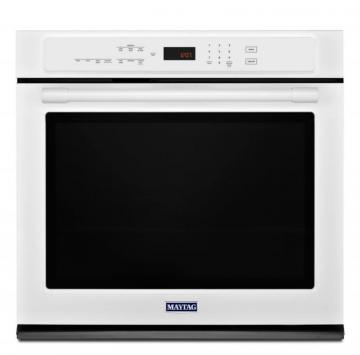 "Maytag 30"" Wide Single Wall Oven with Convection - 5.0 cu. Feet"