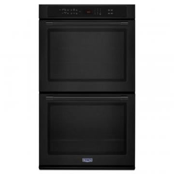 Maytag Double Wall Oven with Convection and Self-Cleaning, 8.6 Cu. Feet