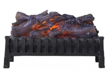 Homestar Electric Crackling Log Set