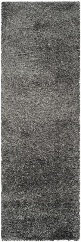 Safavieh California Shag Dark Grey 2' 3 In. X 5' Runner
