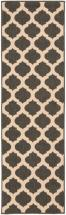 "Home Decorators Collection Aggie Black 2' 3"" x 11' 9"" Indoor/Outdoor Runner"